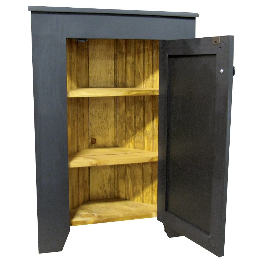 SawdustCity Corner Cabinet  Reviews  Wayfair