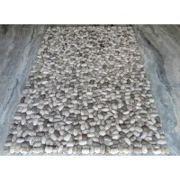 Modern Rugs Pebbles Gray Area Rug | Wayfair