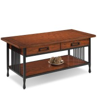 Leick Ironcraft Coffee Table & Reviews | Wayfair