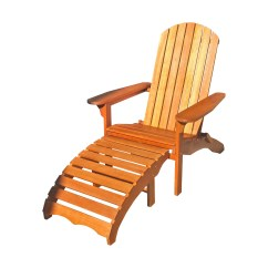 Patio Chairs With Footrests Reading Chair And Ottoman Breakwater Bay Sabbattus Adirondack Footrest