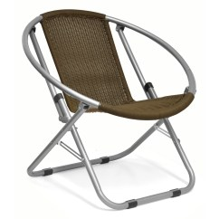 Oversized Saucer Chair Target Where To Buy Covers For Metal Folding Chairs Urban Shop Wicker And Reviews Wayfair