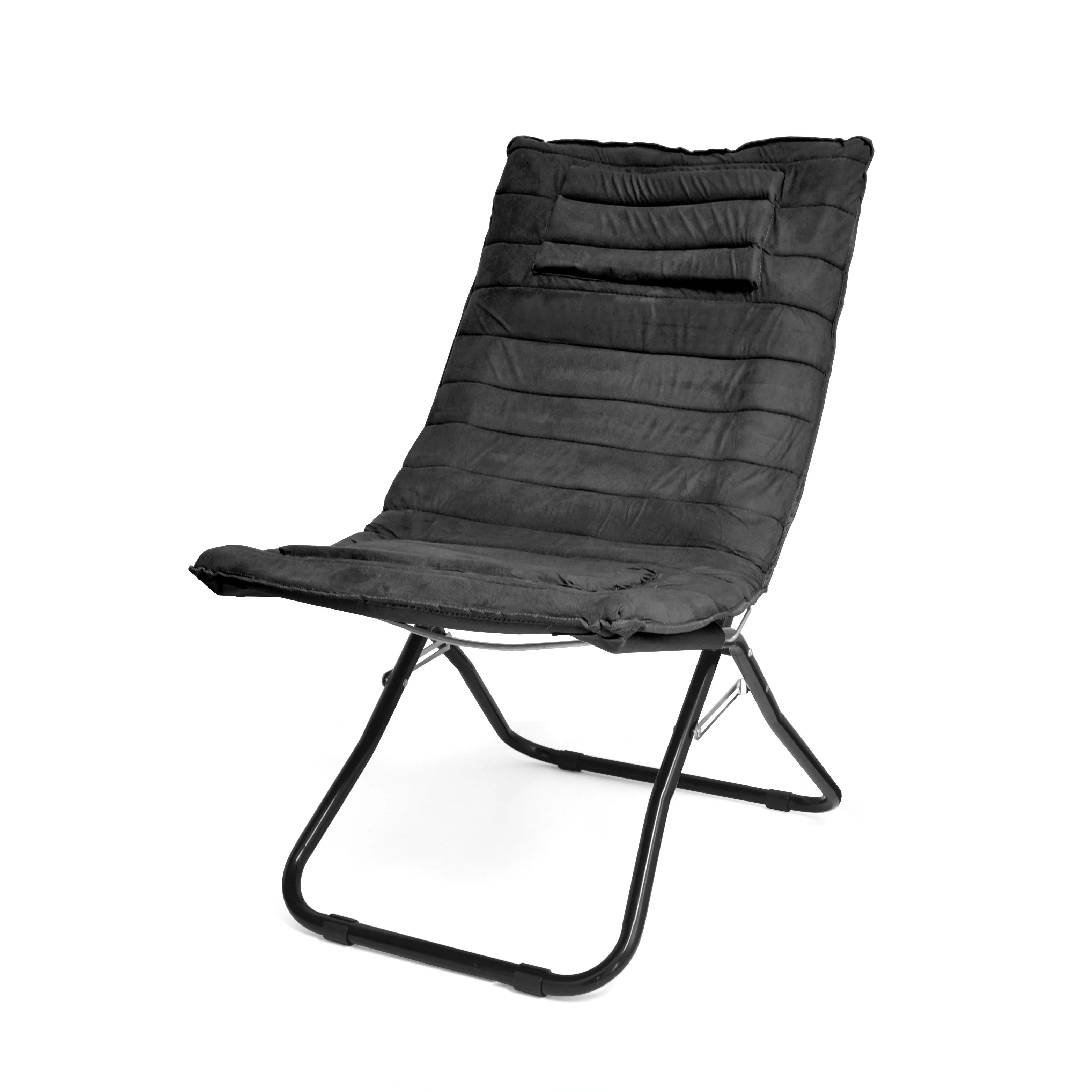 Urban Shop Memory Foam Lounge Chair  Reviews  Wayfair