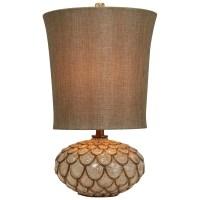 Harp and Finial Bray 28.5'' Table Lamp | Wayfair