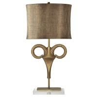 Harp and Finial Nairobi 36'' Table Lamp | Wayfair