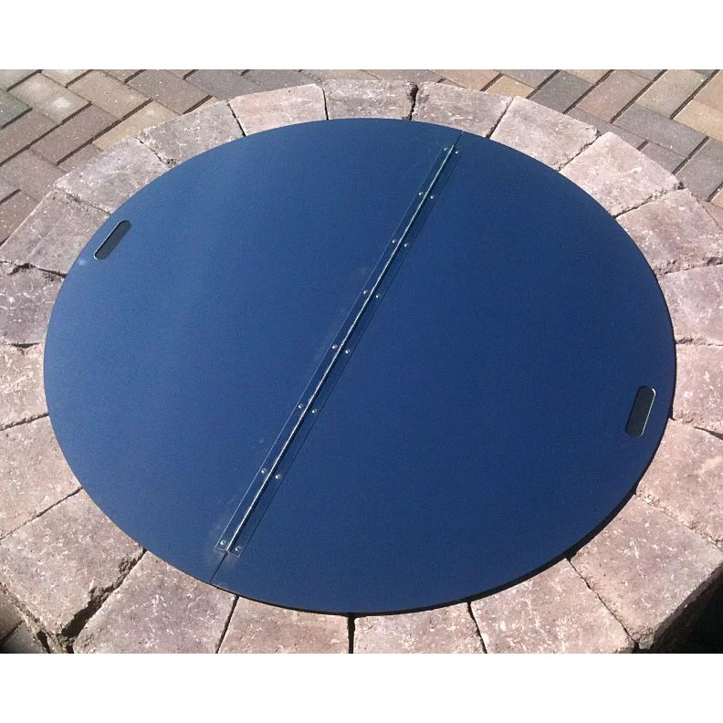 Firebuggz Round Snuffer Fire Pit Cover  Reviews  Wayfairca