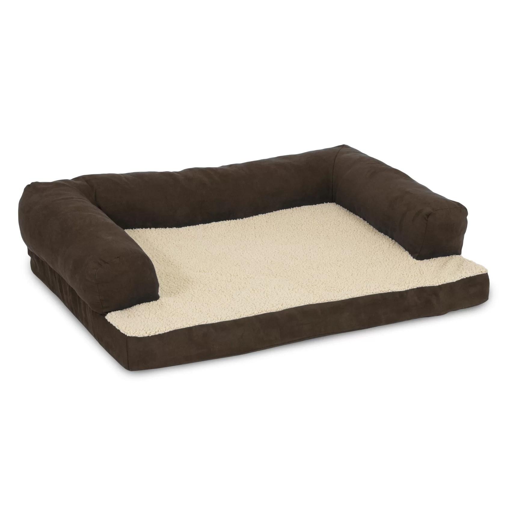 Aspen Pet Orthopedic Bolster Dog Bed & Reviews