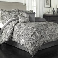 Traditions by Waverly Paddock Shawl 6 Piece Comforter Set