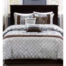 Madison Park Crosby 7 Piece Comforter Set &
