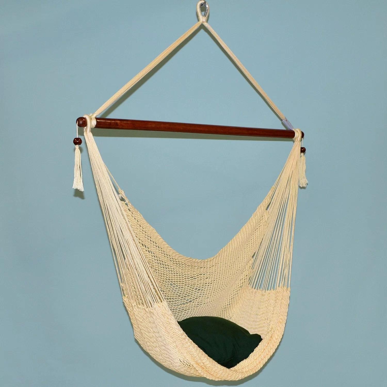 hammock chair reviews high back outdoor cushions australia kwhammocks large caribbean and