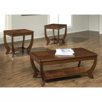 Rosalind Wheeler Pettigrew 3 Piece Coffee Table Set ...