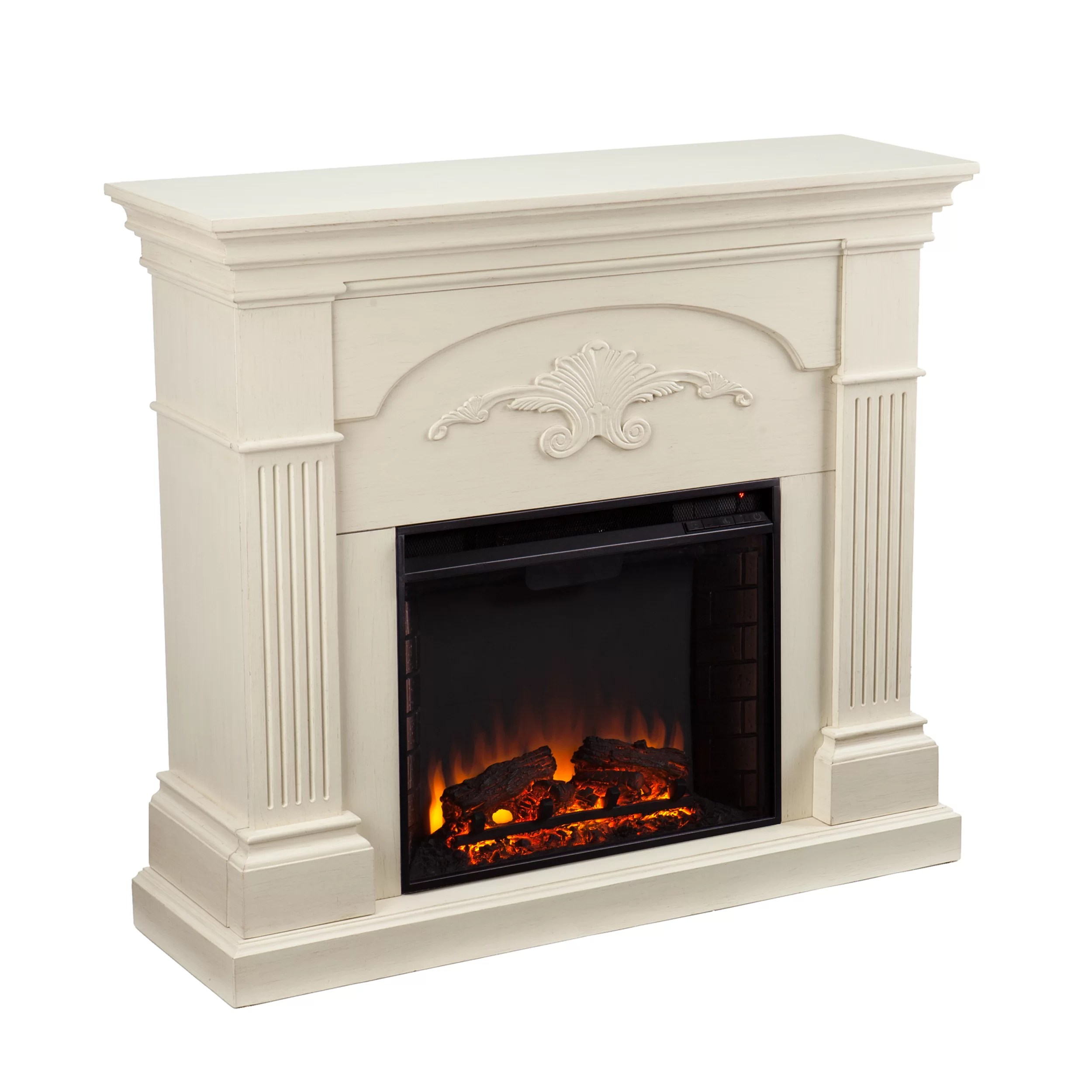 Rosalind Wheeler Nathans Electric Fireplace  Reviews