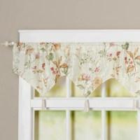 Rosalind Wheeler Richard Triple Ascot Curtain Valance ...