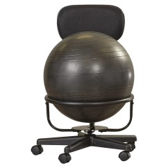 Yoga Ball Chair Reviews Posture Seat For Car Symple Stuff Exercise And Wayfair Ca