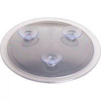 Symple Stuff Portable Suction Shower Mirror & Reviews ...