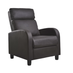 Push Back Chair Shower With Arms And Backrest Nathanielhome Anabelle Recliner Reviews