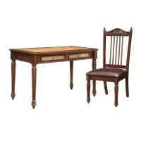 Astoria Grand Rheinfels Writing Desk with Chair & Reviews ...