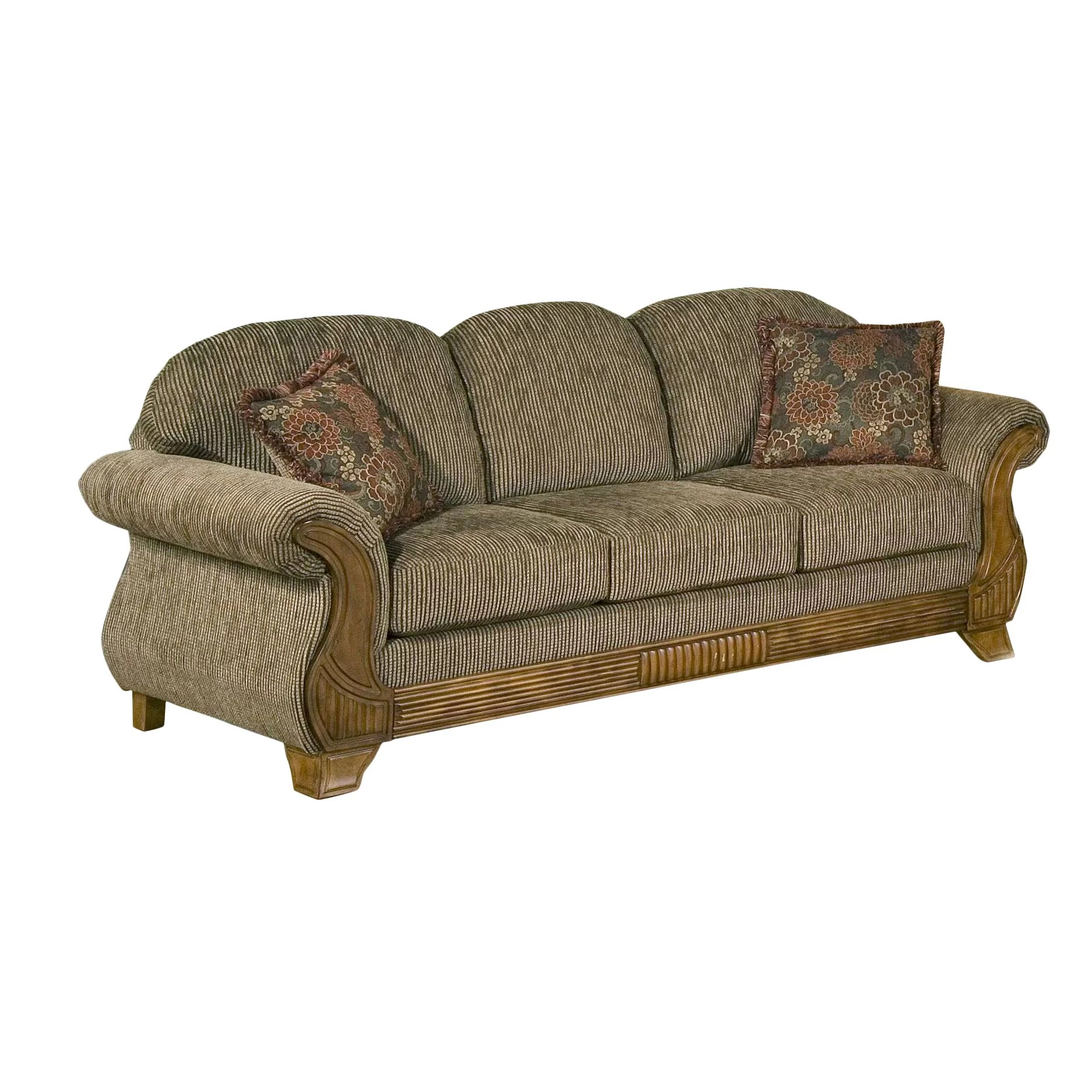 Astoria Grand Moncalieri Sofa by Serta Upholstery  Reviews  Wayfair