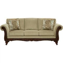 Grand Sofa Teal Leather Set Astoria Liddington And Reviews Wayfair Ca