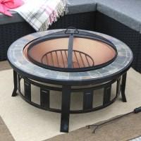 Baner Garden Charcoal Fire Pit