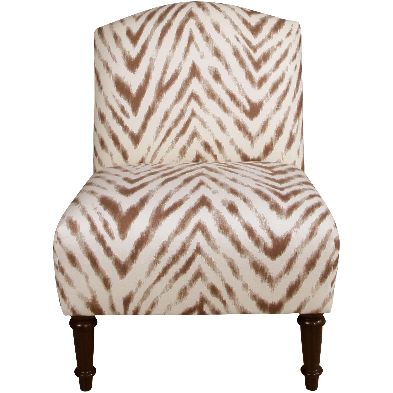giraffe print chair christmas covers hobby lobby world menagerie situ animal slipper and reviews