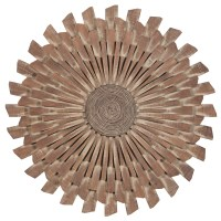World Menagerie Sunburst Wall Dcor & Reviews