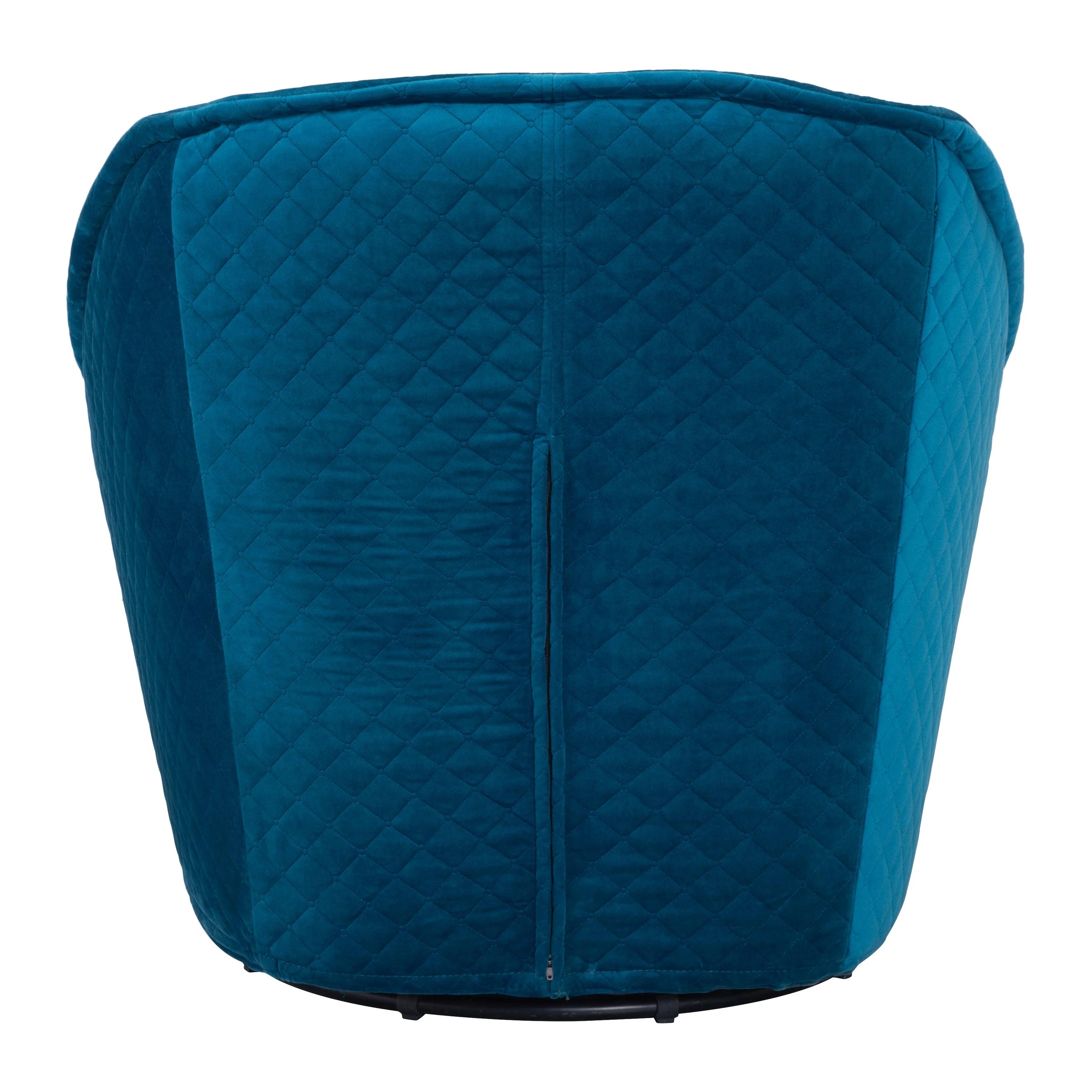quilted swivel chair step stool retro mercer41 roberdeau barrel wayfair ca