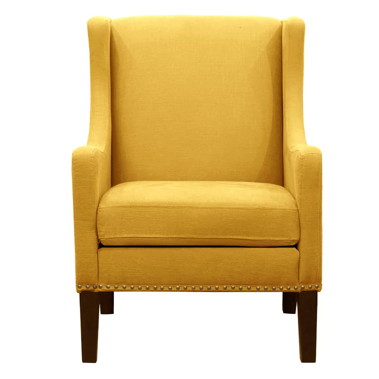 Wayfair Wingback Chair Mercer41 Wingback Chair And Reviews Wayfair