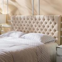 Mercer41 Eudia Queen Upholstered Panel Headboard & Reviews