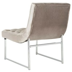 Velvet Tufted Chair Old Steelcase Chairs Mercer41 Zeppelin Lounge And Reviews