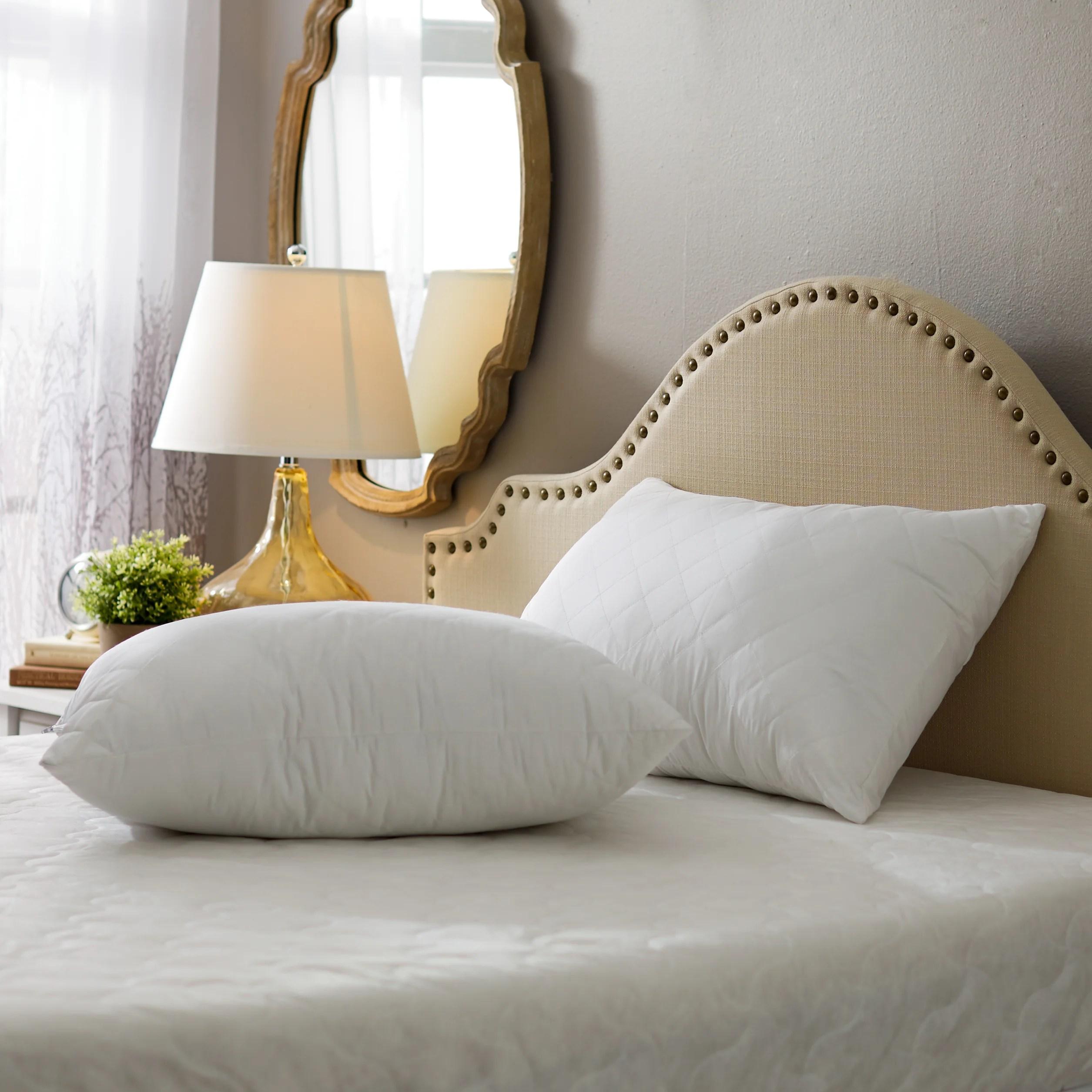 Wayfair Sleep Wayfair Sleep Firm Quilted Pillow & Reviews