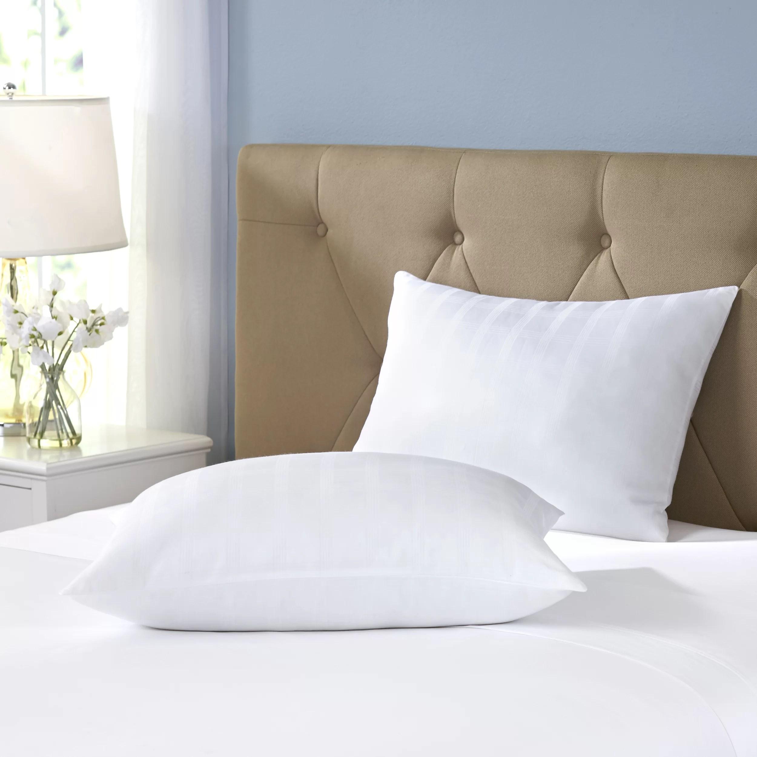 Wayfair Sleep Wayfair Sleep Gel Fiber Pillow & Reviews
