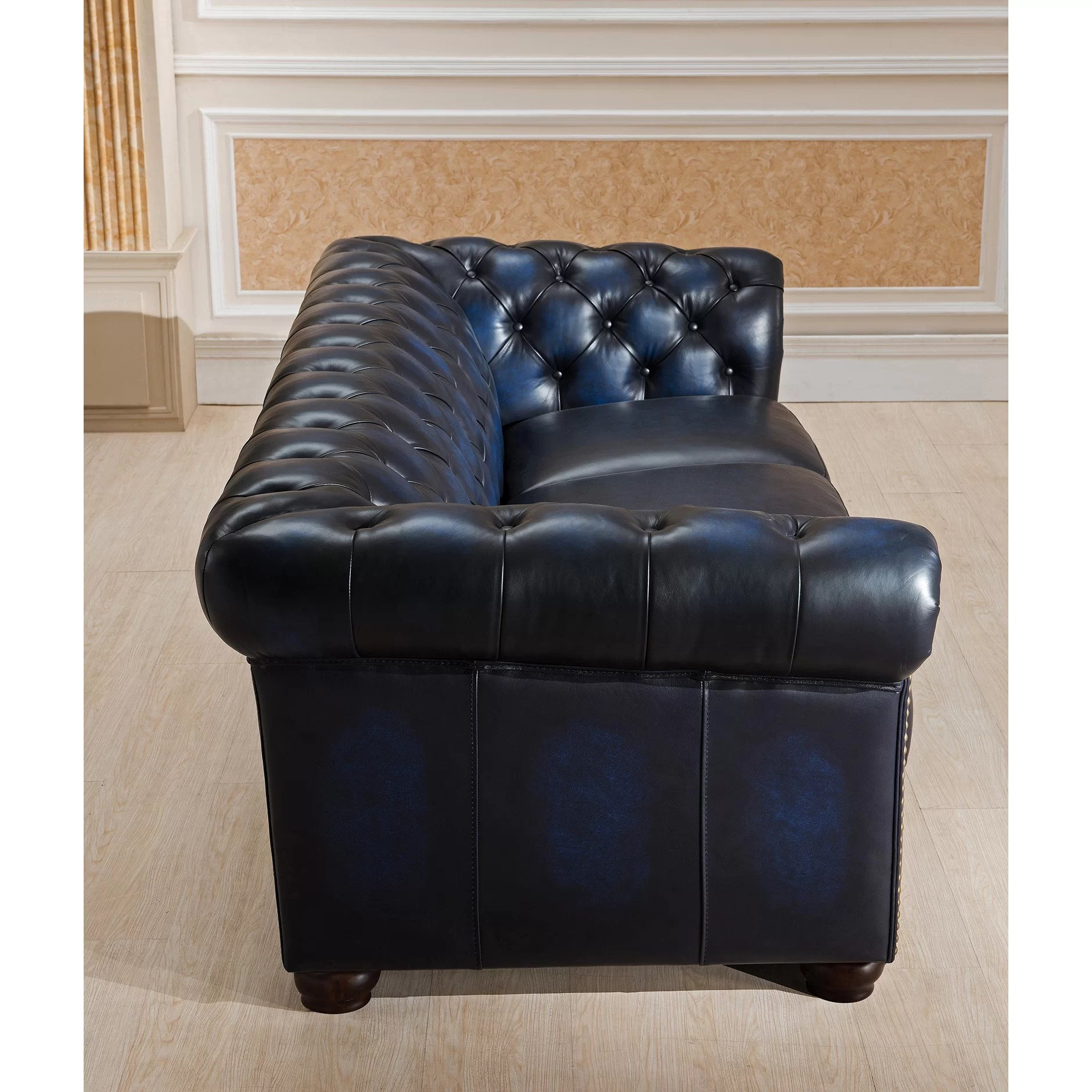 genuine leather sofa sets corinthians sp botafogo rj sofascore amax nebraska chesterfield and