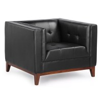 Kardiel Harrison Mid Century Modern Club Chair | Wayfair