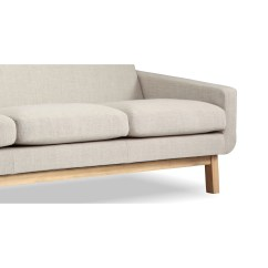 Platform Sofa Crypton Fabric Canada Kardiel Mid Century Modern Classic And Reviews