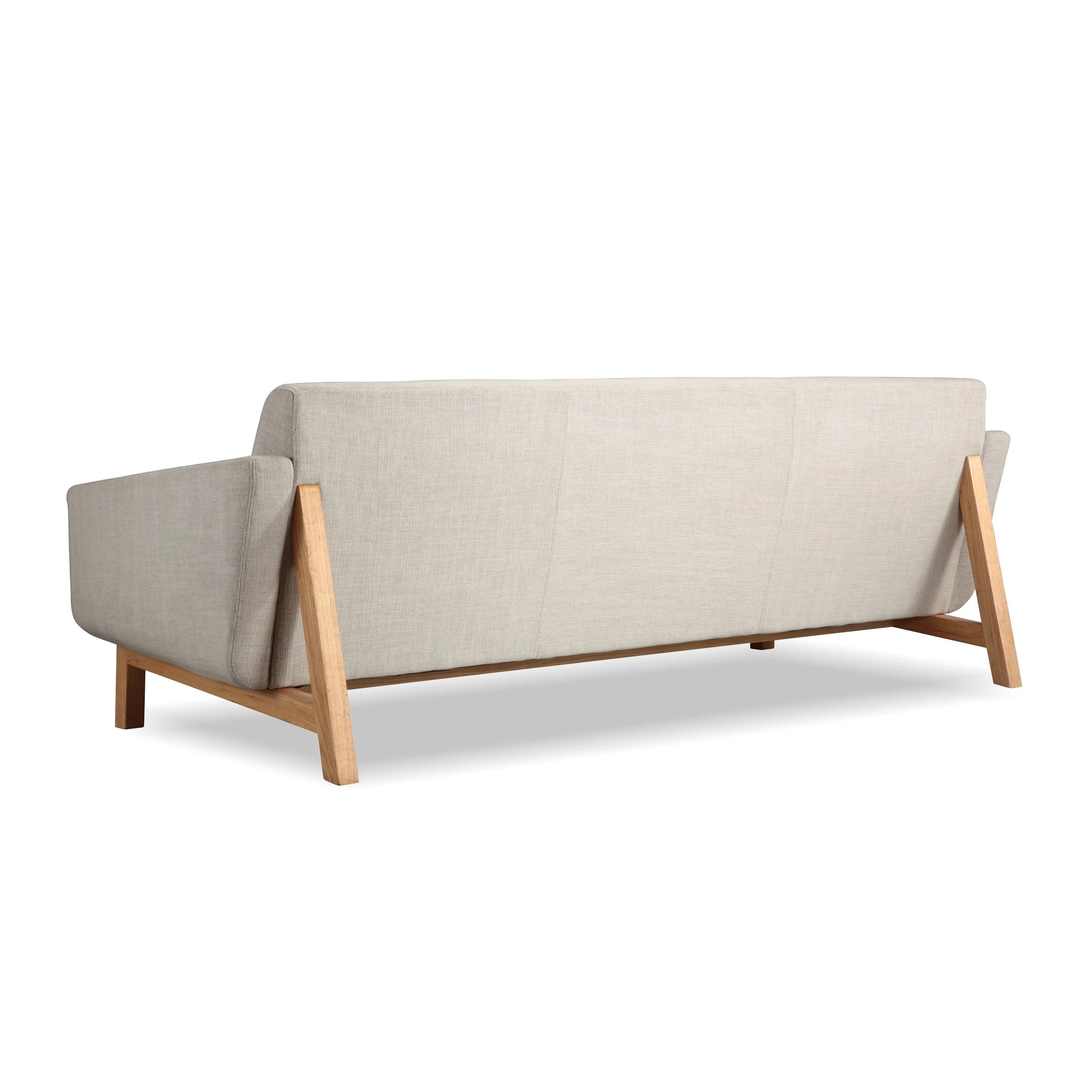 platform sofa ashley and loveseat kardiel mid century modern classic reviews