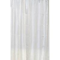 Evideco Vertical Stripes Shower Curtain | Wayfair