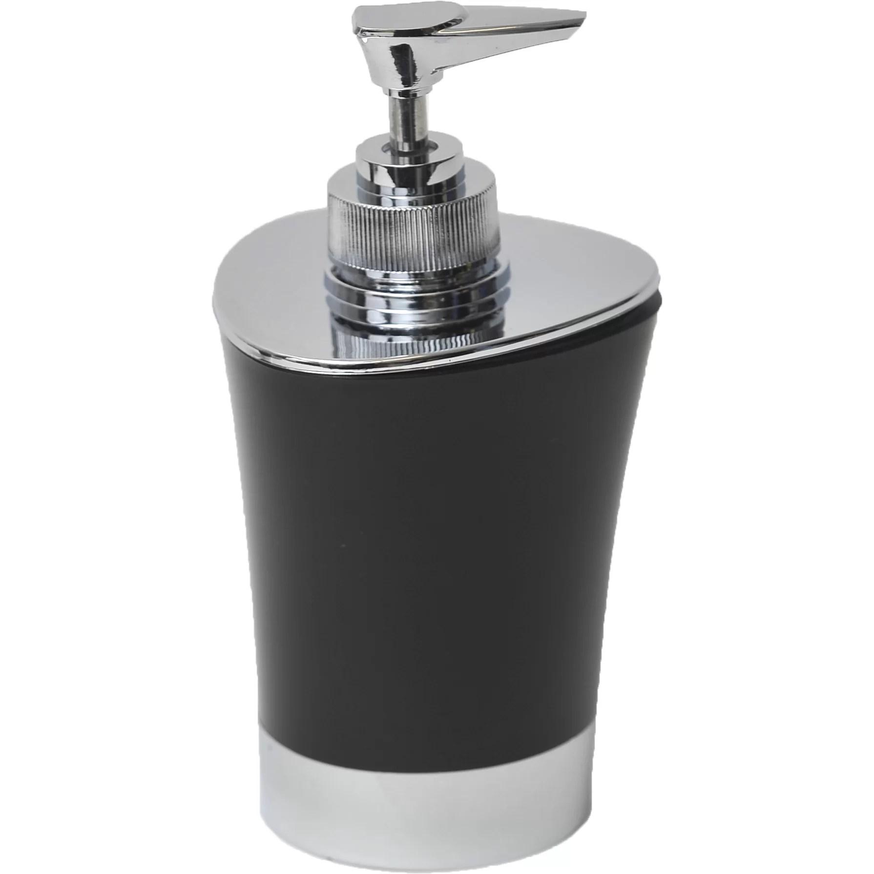 Evideco Bathroom Soap and Lotion Dispenser  Reviews  Wayfair