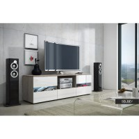 SelseyPolska Decor TV Stand for TVs up to 55'' | Wayfair UK