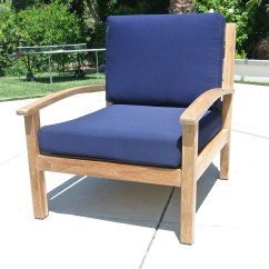 Sunbrella Chair Cushion Baby Camping High Willow Creek Designs Outdoor Lounge