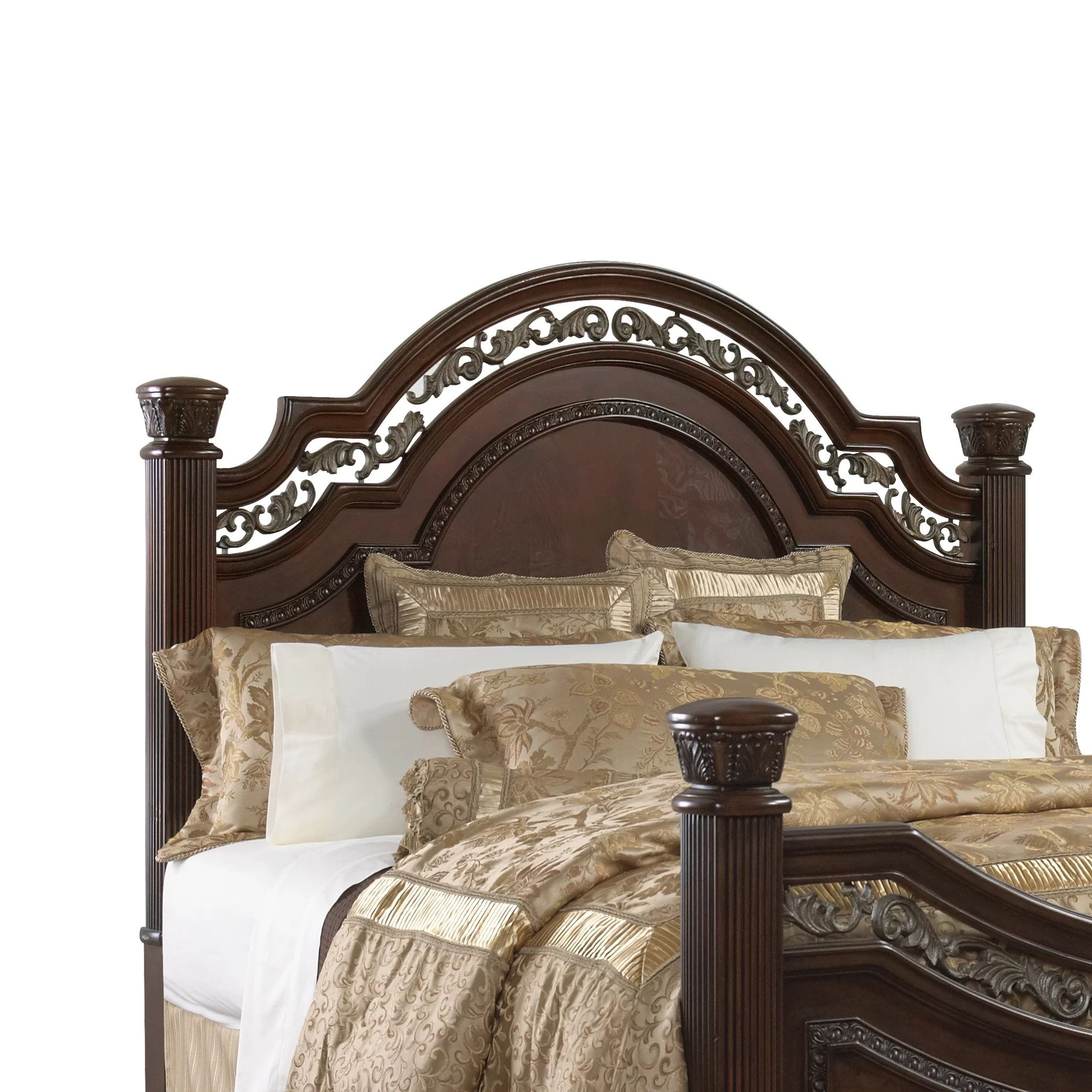 Samuel Lawrence San Marino Panel Bed  Reviews  Wayfair