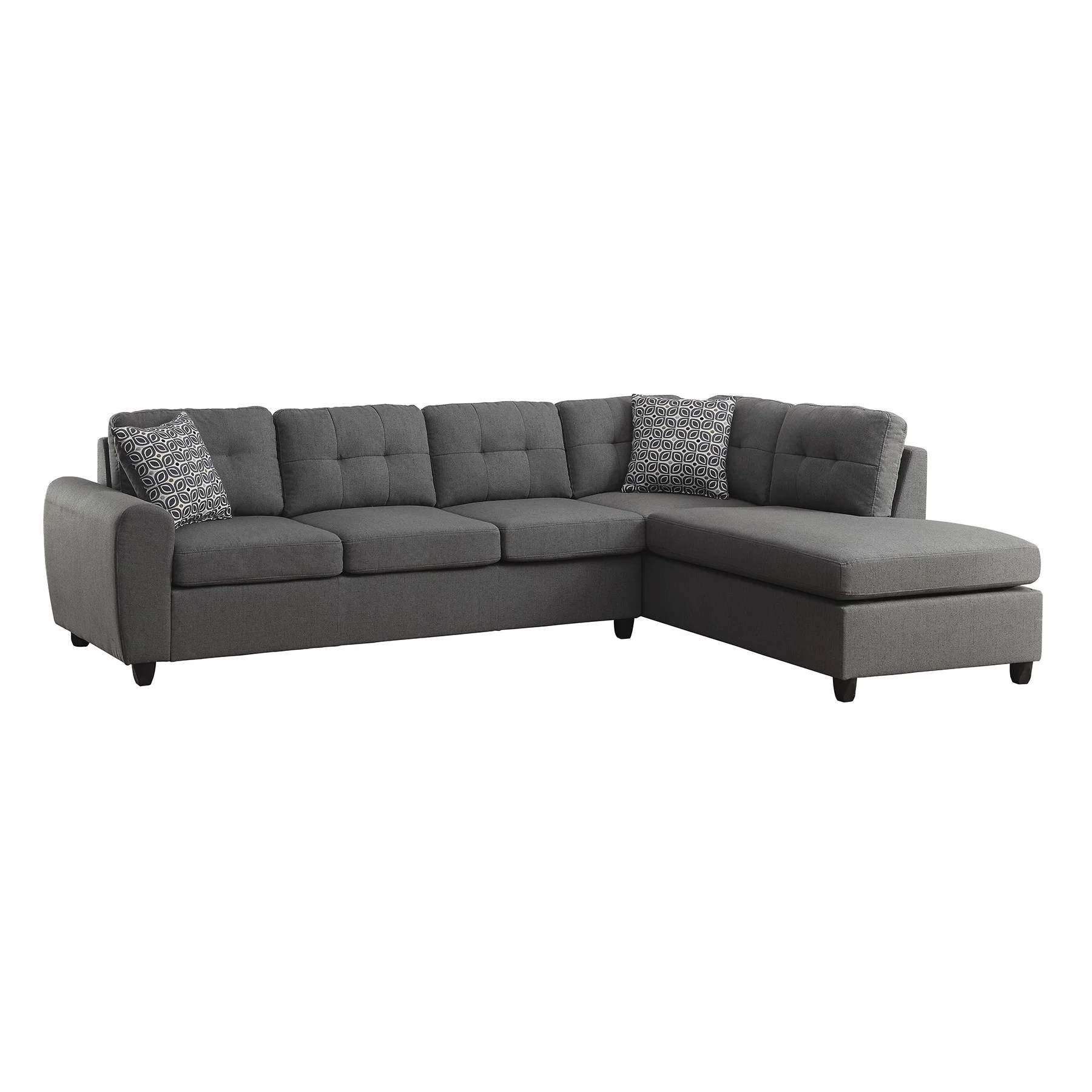 hayden sectional sofa with reversible chaise barker stonehouse corner sofas infini furnishings and reviews