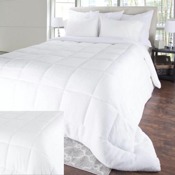 Bluestone Sherpa Season Alternative Comforter