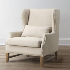 Grey Wing Chair Toddler Girl Canora Governor Arm And Reviews Wayfair