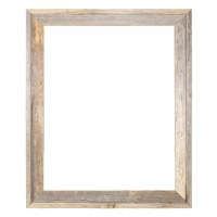 RusticDecor Rustic Reclaimed Barn Wood Open Picture Frame ...