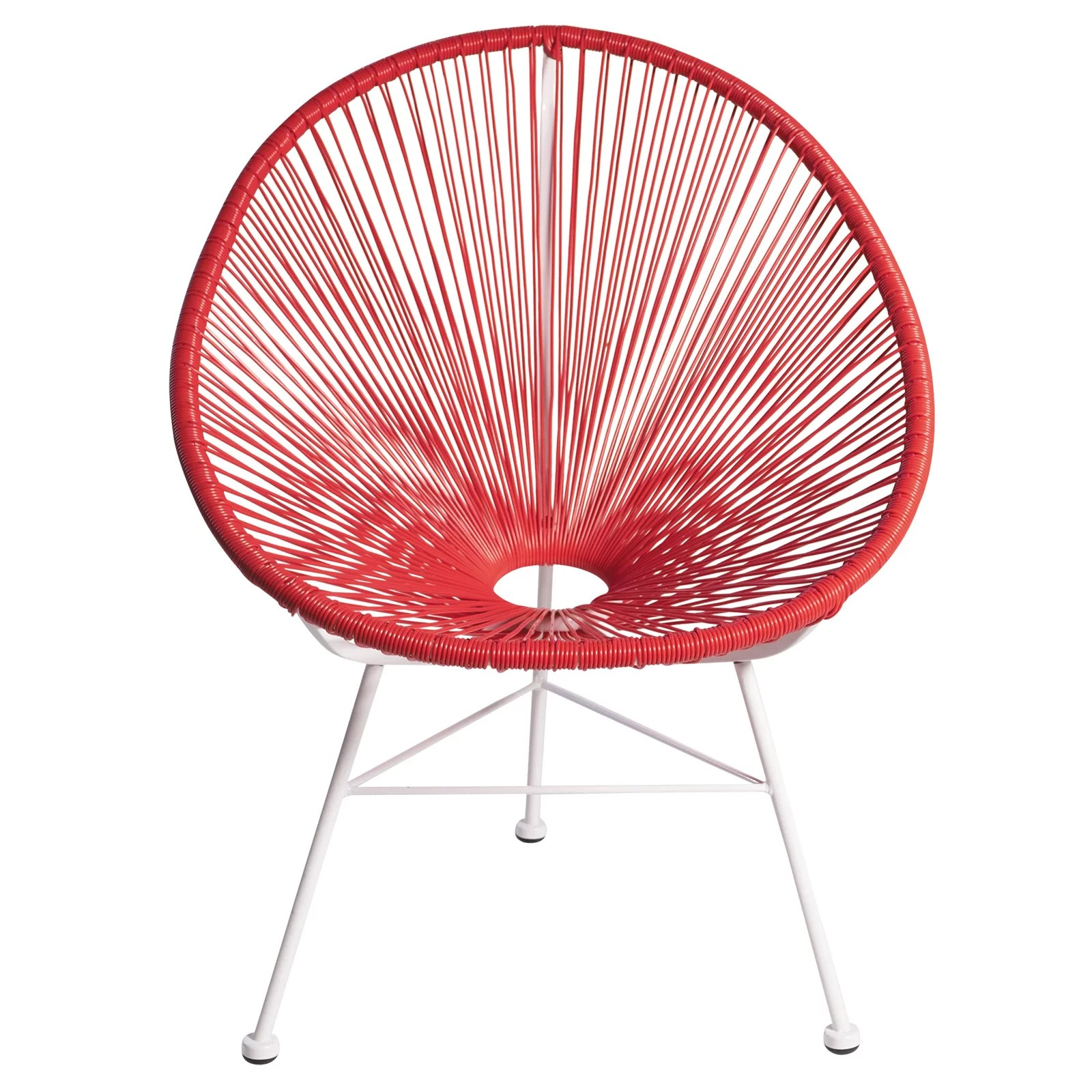 Acapulco Lounge Chair Joseph Allen Acapulco Woven Basket Lounge Chair And Reviews