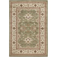 Threadbind Montrose Green Indoor/Outdoor Area Rug ...