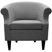 Latitude Run Marsdeni Club Chair & Reviews