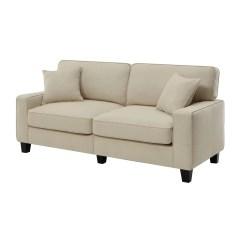 Track Arm Sofa Single Cushion Latitude Run Lonnie 73 Quot And Reviews Wayfair