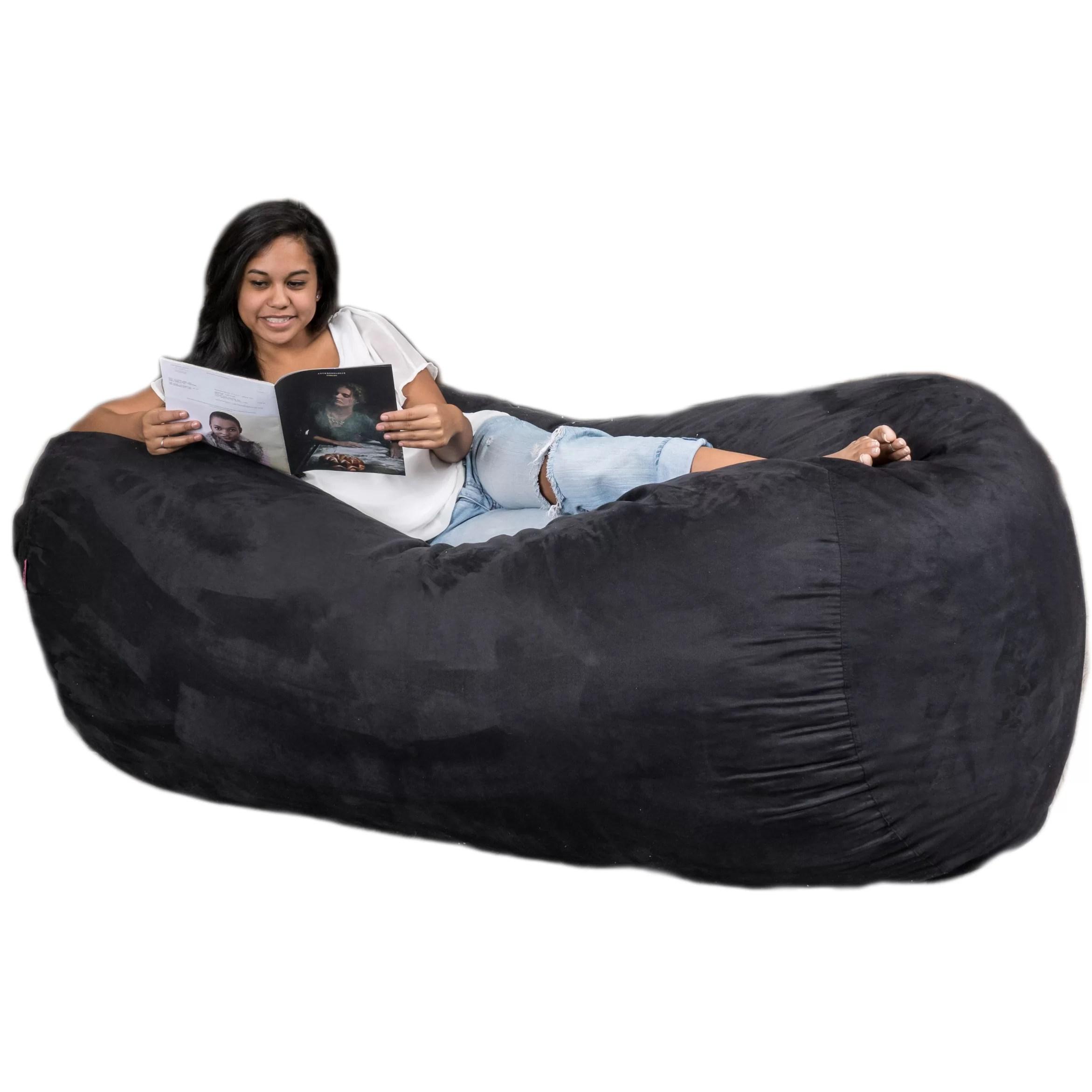 bean bag sofa bed usa sets latitude run wayfair