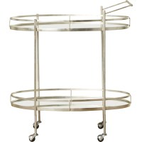 Fairmont Park Somerton Drink Trolley & Reviews | Wayfair UK